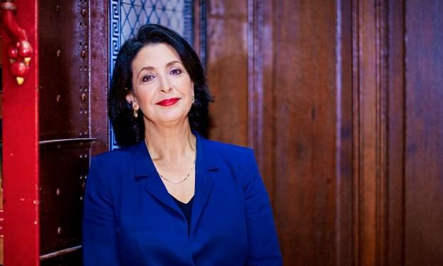 Khadija Arib: 'Amsterdam is mijn thuisbasis'