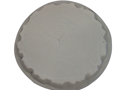 Log End Concrete Or Plaster Stepping Stone Mold 2012