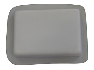 Plain Pet Grave Marker Tombstone Concrete Or Plaster Mold 7008