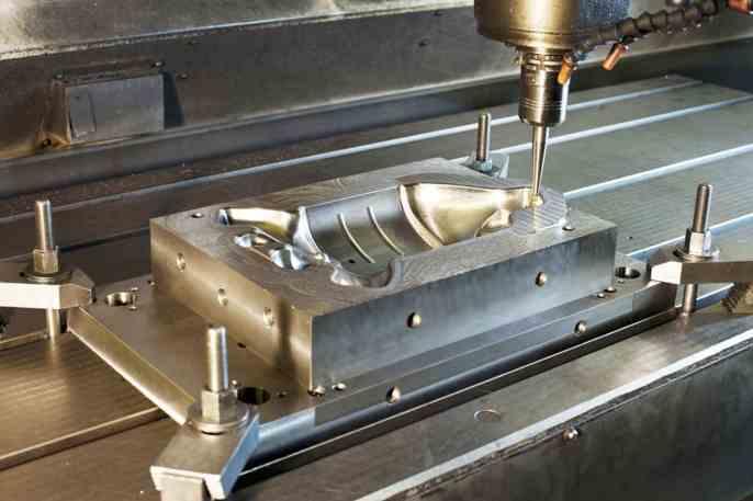 Khả năng gia công đa dạng của máy phay CNC