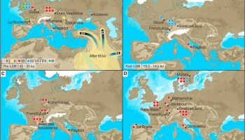 Pre Ice Age World Map.Ice Age Euro Trips