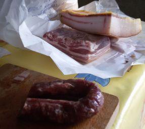 salsiccia e pancetta per articolo sito