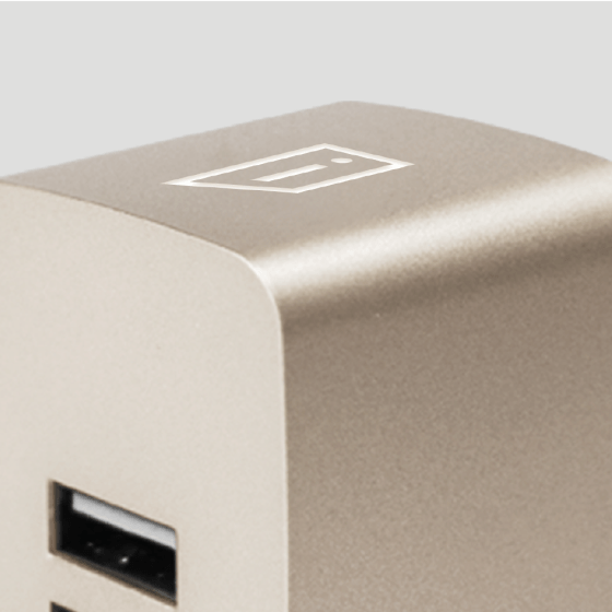 iStore Power Cube Duo Full Product Detail