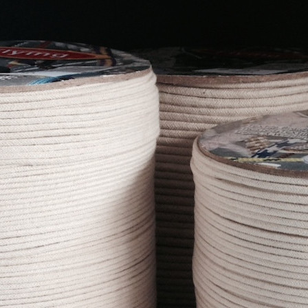 3mm Cotton Piping Cord