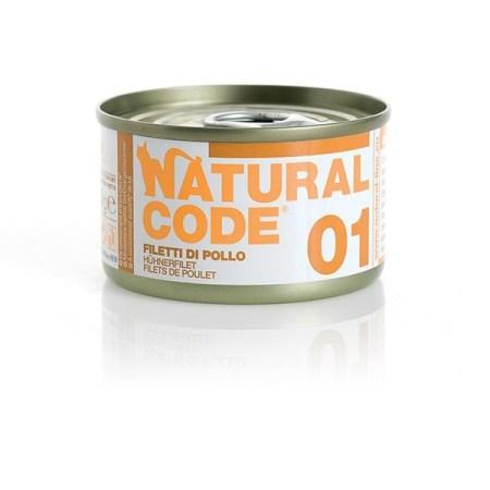Natural Code 01 Filetti di Pollo • 0,85g