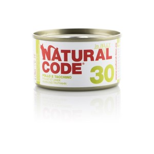 Natural Code 30 Pollo e Tacchino• 0,85g