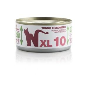 Natural Code XL10 Tonno e Sgombro• 170g