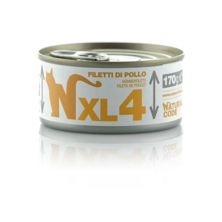 Natural Code XL4 Filetti di Pollo• 170g