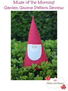 'Muse of the Morning' Garden Gnome Pattern Review