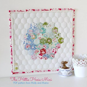 The Hettie Hexie Mini Pattern