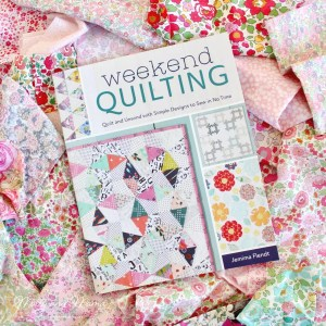 Weekend Quilting Book Showcase