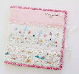 The Tilda Harvest Blog Tour and a New Sewing Kit Pattern