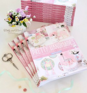 Welcome to the Pretty Handmades Book Showcase