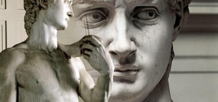 IL DAVID DI MICHELANGELO La solitudine dei numeri primi