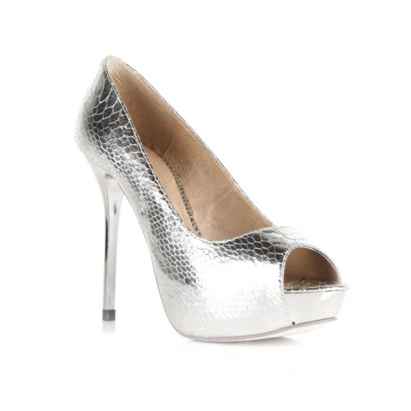 Instinct Evening Prom Heels - Moda In Pelle Shoes by Molly ...