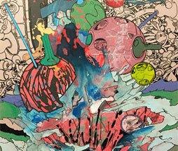 """The Moment 2,"" 2016, Tang Wei Hsu"