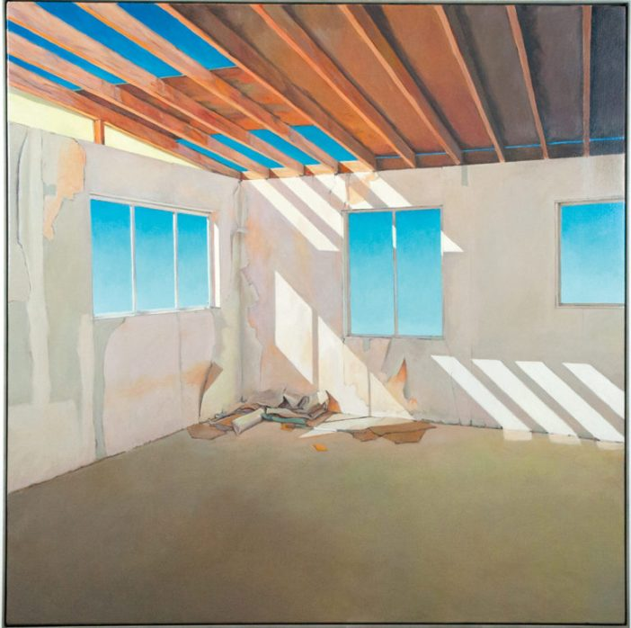 """Interior #1,"" 2011, Deanna Thompson"