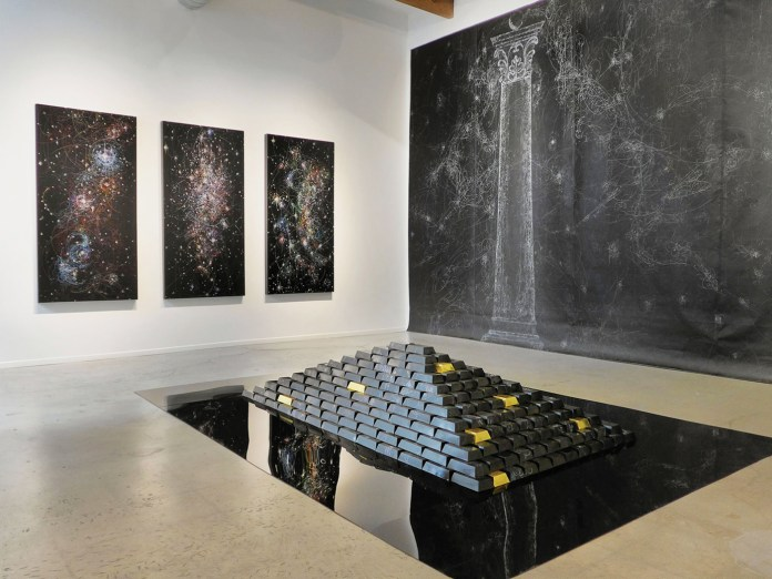 "Kysa Johnson: ""As Above, So Below"" at Von Lintel Gallery"