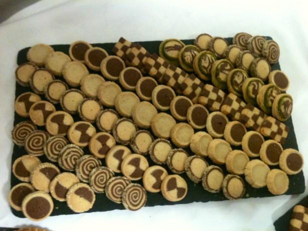 Sable Cookies Le Cordon Bleu 3-27-13