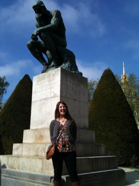 The Thinker Rodin Museum