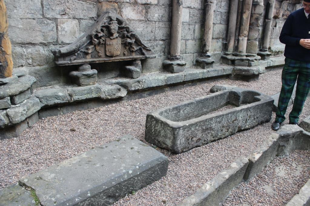 Holyrood House Coffins