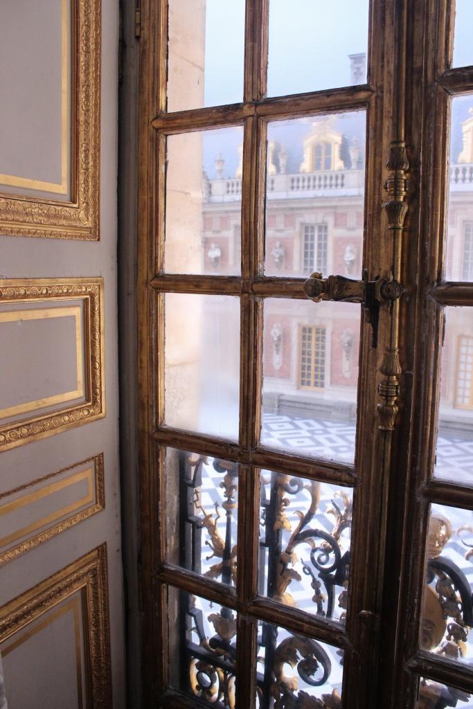 Versailles Fenetre