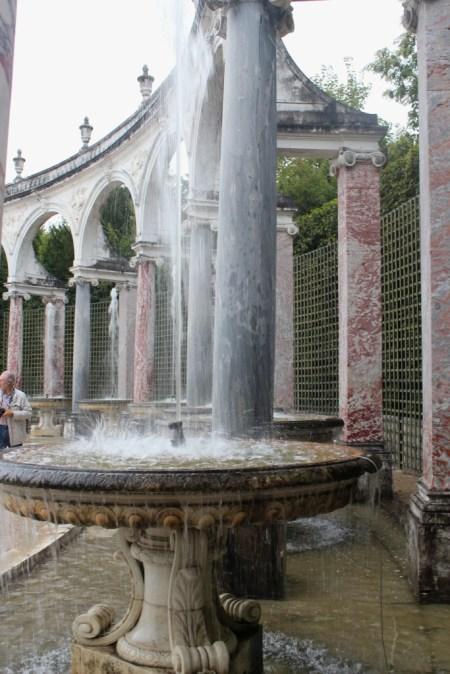 Versailles Garden Fountain