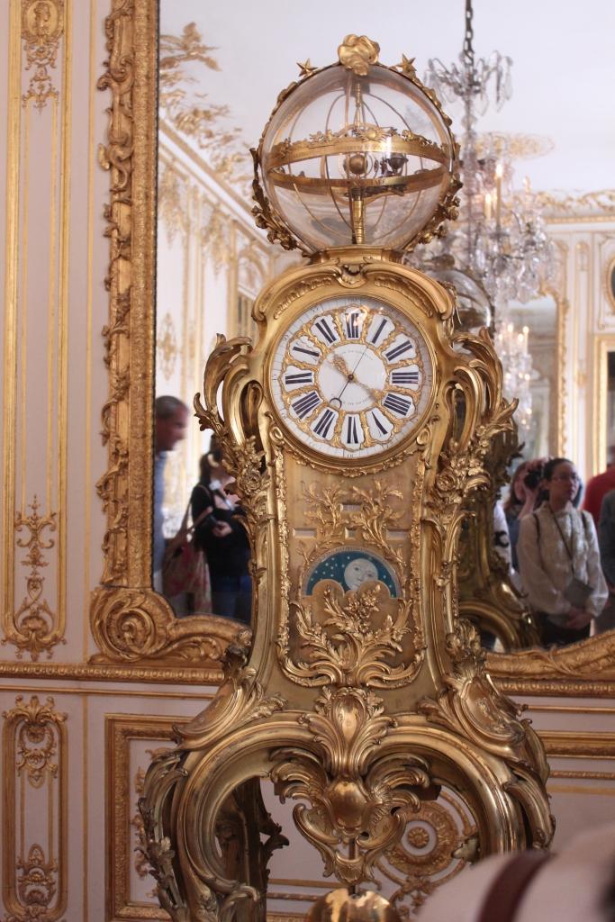 astrological clock Versailles