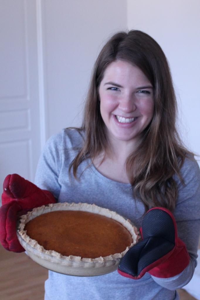 Molly-Pumpkin Pie