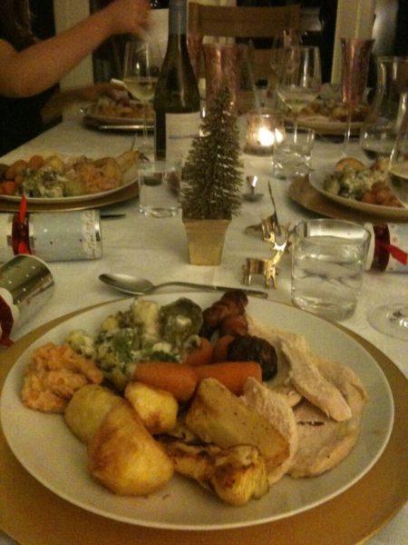Christmas Eve Eve Dinner