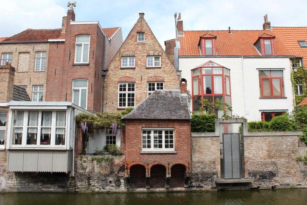 Chocolate, Waffles, Frites: Bruges