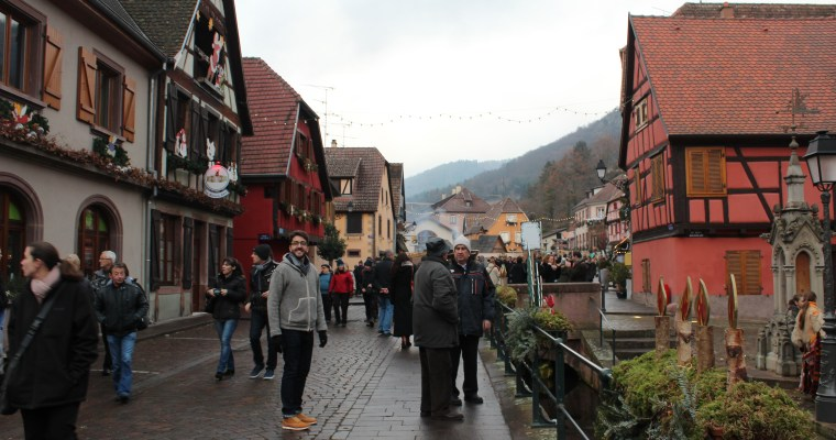 Ribeauvillé: A Visit to a Little Medieval Christmas Market in Alsace