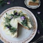 Bespoke Jam Cake by Molly Wilkinson for the 1st Surprise Bake Along