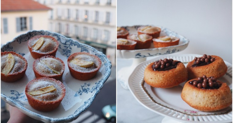 Financiers: Jan 2020 Surprise Bake Along