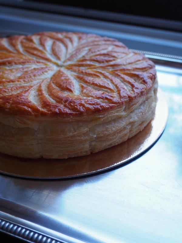 Galette des Rois Puff Pastry
