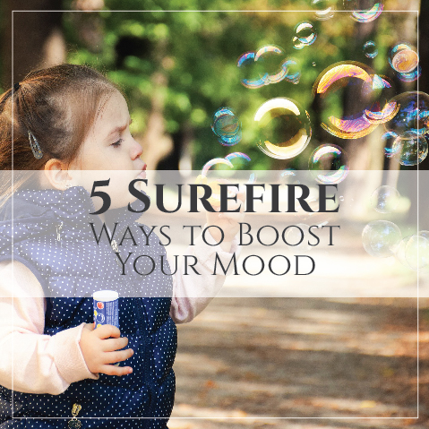 Free Report - 5 Surefire Ways to Boost Your Mood