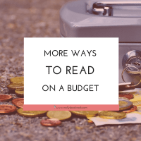 More Ways To Read On A Budget