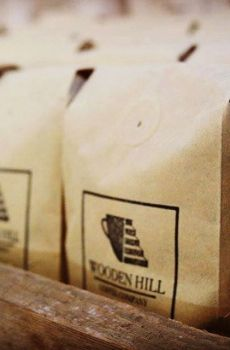 Wooden hill coffee