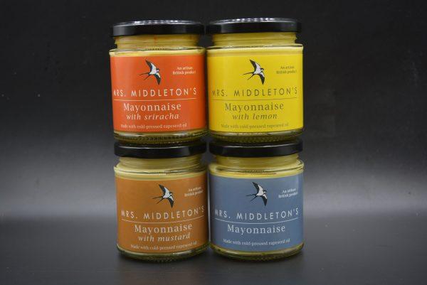 Mrs Middletons Mayonnaise