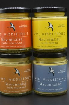Mrs Middletons Mayonnaise