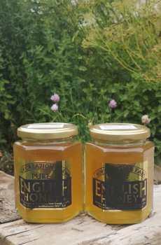 2 jars of northants honey