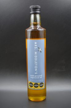 Mrs Middletons Cold pressed Rapeseed Oil