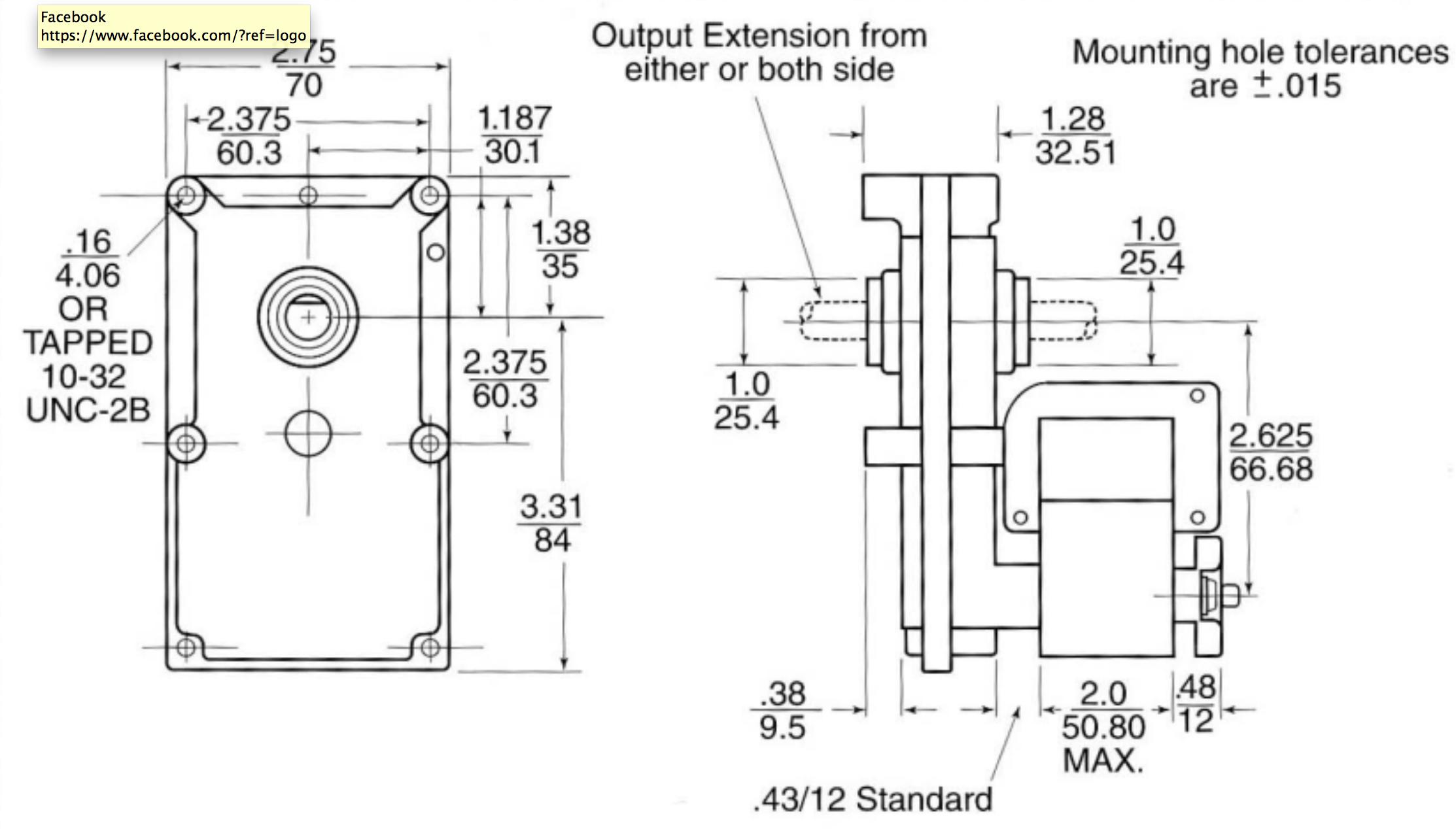 Shaded Pole Motor Diagram
