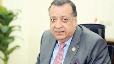 صورة سعد الدين: تعليمات وزارية بسرعة بدء تنفيذ مشروع نقل الغاز الطبيعى عبر الناقلات