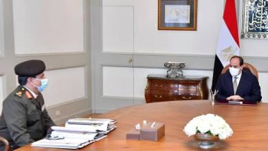 صورة الرئيس يتابع التدفقات المالية للشركات المدنية المكلفة بتنفيذ المشروعات القومية على مستوى الجمهورية