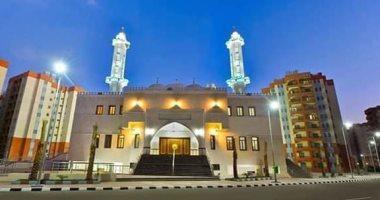 """صورة وزير الأوقاف ومحافظ القاهرة يفتتحان مسجد تحيا مصر بـ""""الأسمرات 3″ اليوم"""