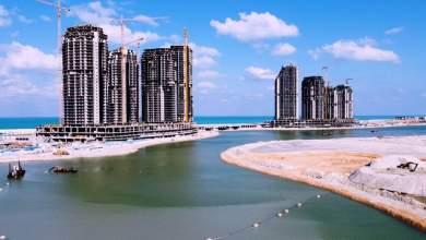 صورة العلمين مدينة سياحية عالمية تستهدف إنشاء 25 ألف غرفة فندقية بحلول عام 2030