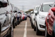 صورة سحب 4705 رخص سيارات مخالفة لتركيب الملصق الإلكترونى
