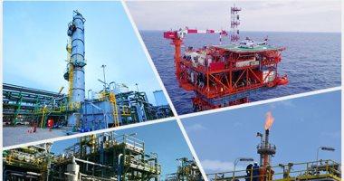 صورة ننفرد بنشر  أهم مشروعات تنمية حقول إنتاج الغاز المكتشفة خلال 7سنوات