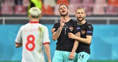 صورة يورو 2020 .. شكوك حول استمرار النمساوي فالنتينو لازارو بعد الإصابة
